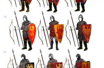 Medieval Kingdoms: Total War – Bułgaria – grafiki koncepcyjne