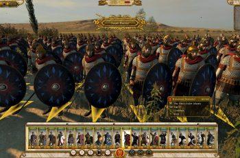 356 Mod – przeglądy jednostek rzymskich | Medieval Kingdoms