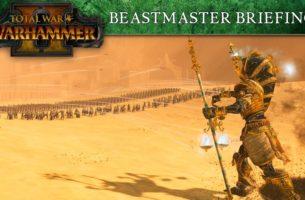 Total War: Warhammer 2 – potwory Królów Grobowców
