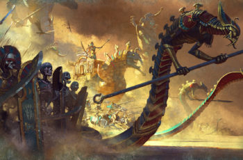 Warhammer II: Rise of the Tomb Kings – Recenzja Sary Temer