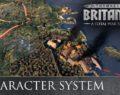 Thrones of Britannia – system postaci