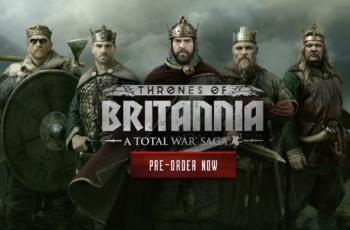 Thrones of Britannia – nagrania z wczesnej wersji | technologie | wikińska Nortumbria