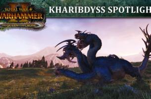 Total War: Warhammer 2 – spojrzenie na Kharibdyss