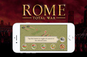 Rome I na iPhone'y – porady