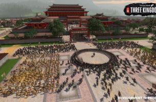 Three Kingdoms ekskluzywnie – zapowiedź