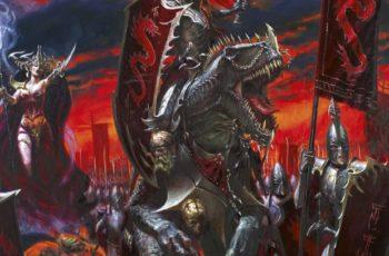 Naggaroth kontratakuje  Lore Warhammera