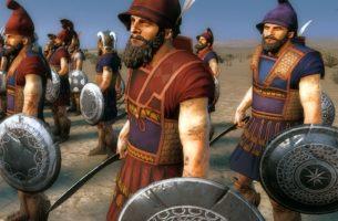 KLA's Hellenistic Generals Mod (hellenistyczni generałowie do Rome 2)