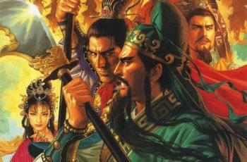 Three Kingdoms – komiksy