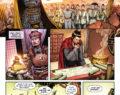 Three Kingdoms – kolejne części komiksu