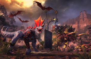 Warhammer II – pierwsze wrażenia grą Kultem Soteka