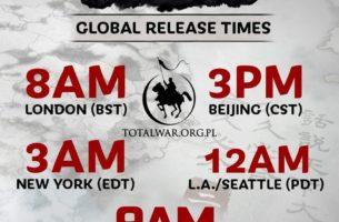 Godzina premiery Total War: Three Kingdoms