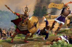 Total War Saga: Troy – Agamemnon, Menelaos i Parys