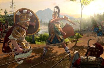 Troy za Free, czyli wielkie łowy na Epic Games