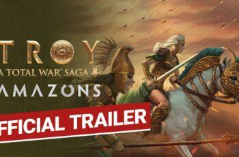 Total War Saga: Troy – trailer Amazonek (DLC)